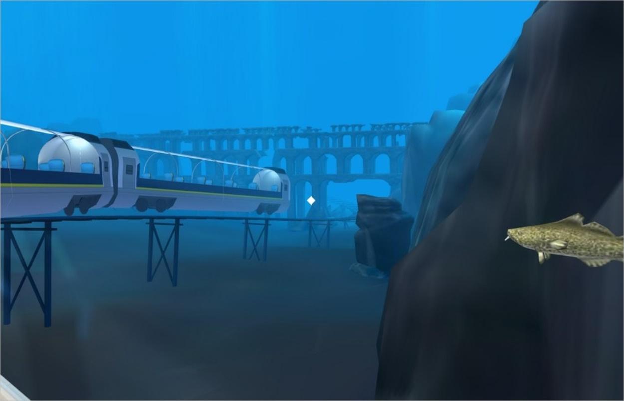 Eurostar Odyssey - Aperçu de l'aventure virtuelle