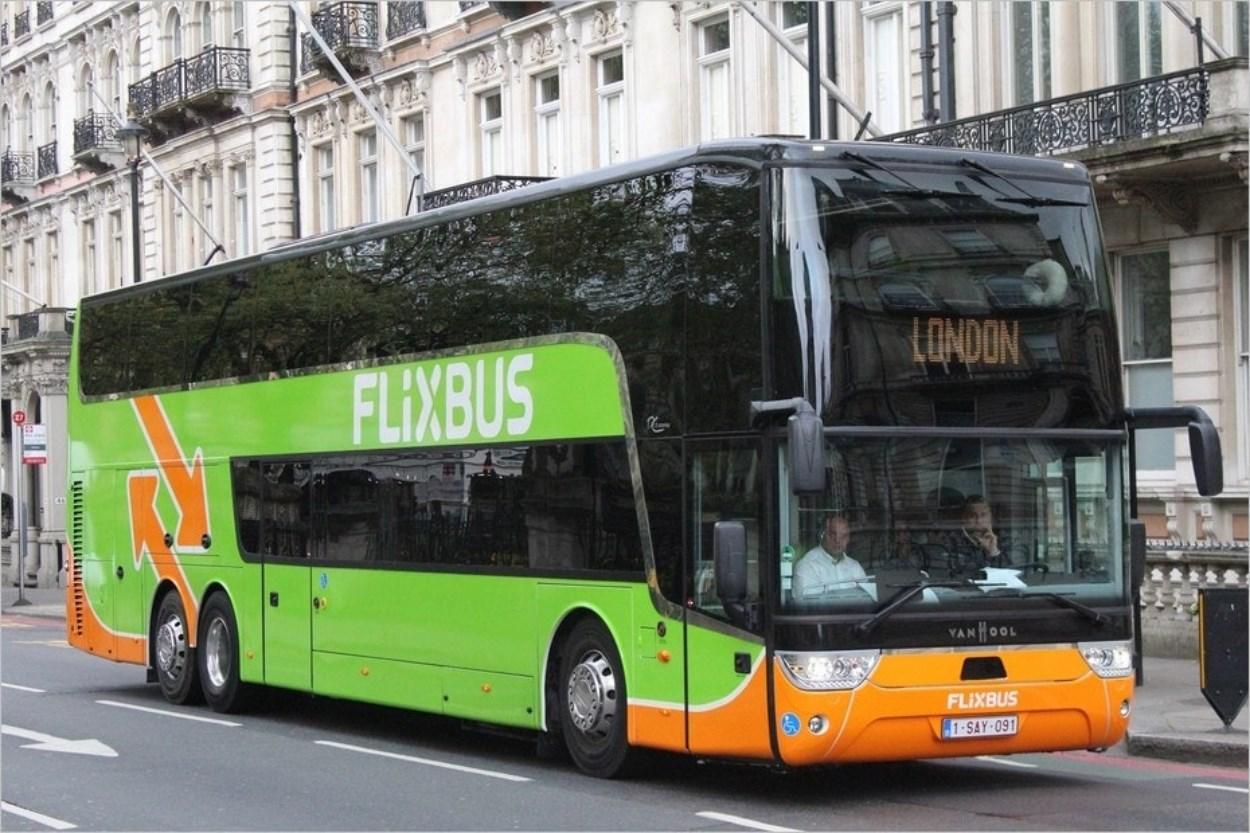 Prendre Flixbus pour aller à Londres