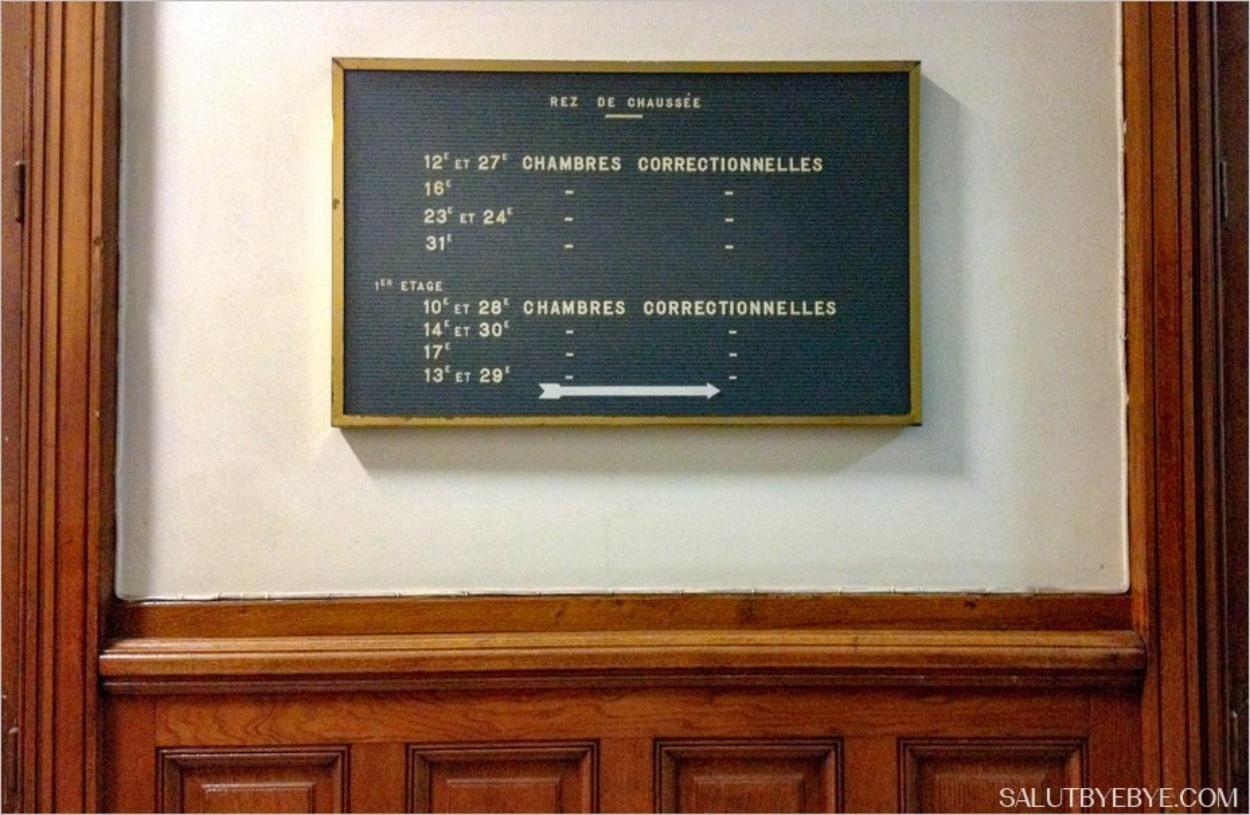 Palais de Justice de Paris : assister à un procès ou une audience