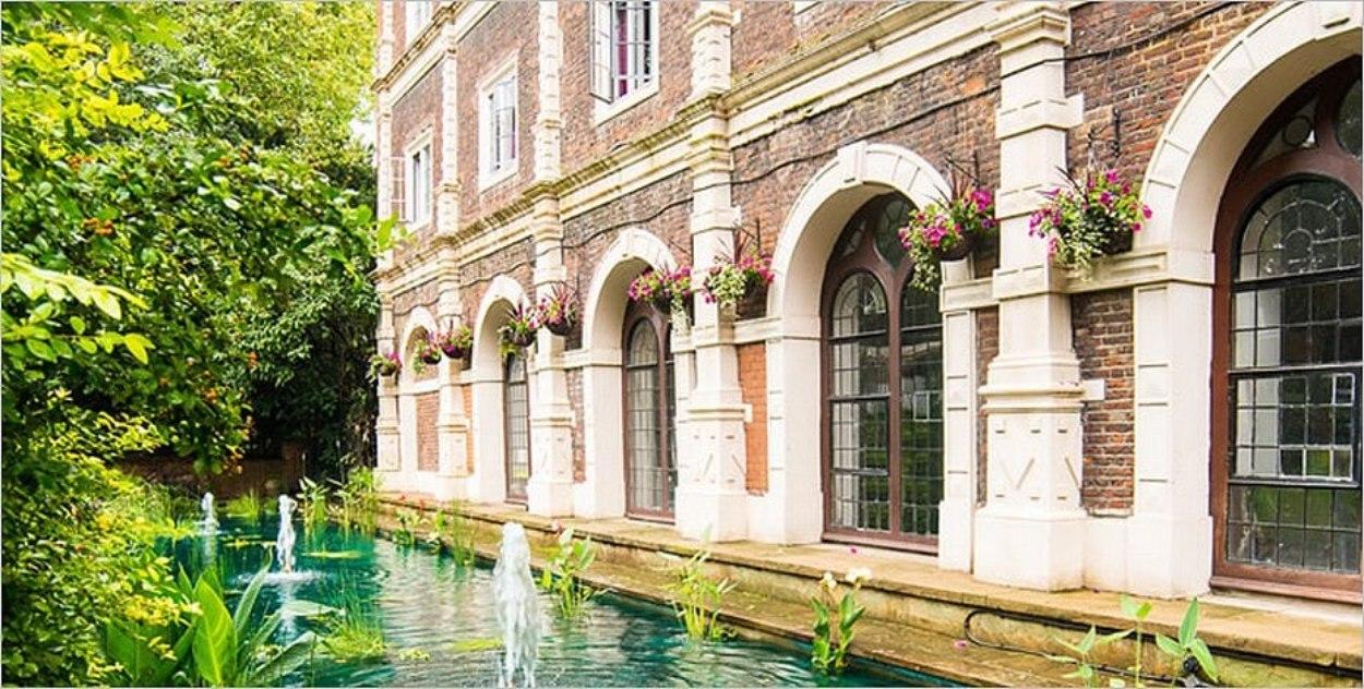 L'auberge de jeunesse Safestay London Kensington Holland Park