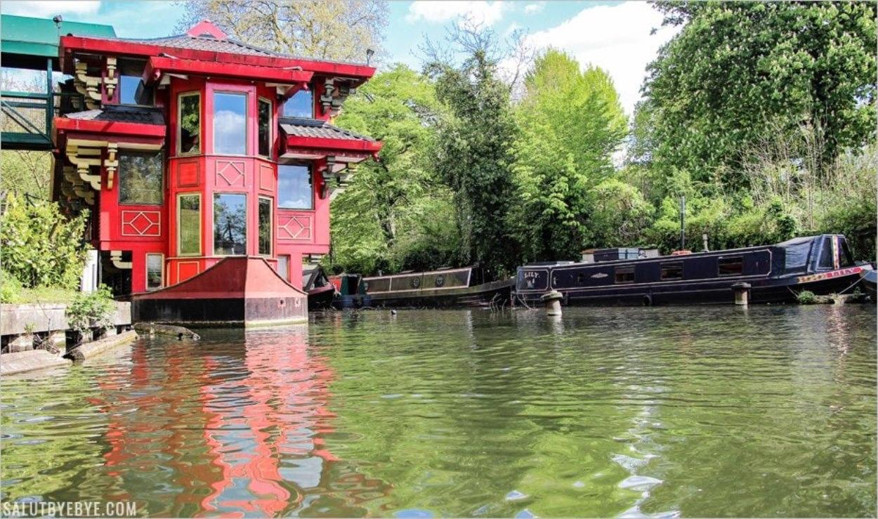 Le Feng Shang Princess, restaurant chinois sur l'eau