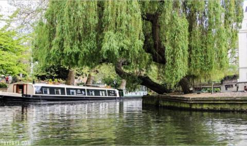 Little Venice : un quartier de canaux et de péniches au coeur de Londres