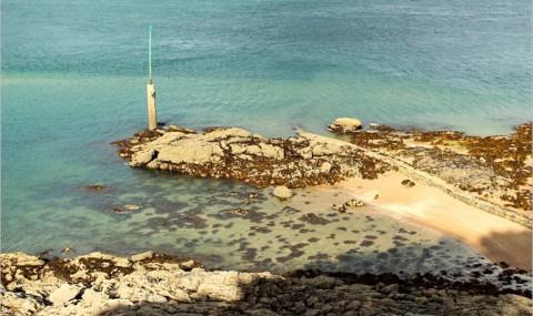 Dinard côté mer, un bol d'air pur en Bretagne qui fait du bien !