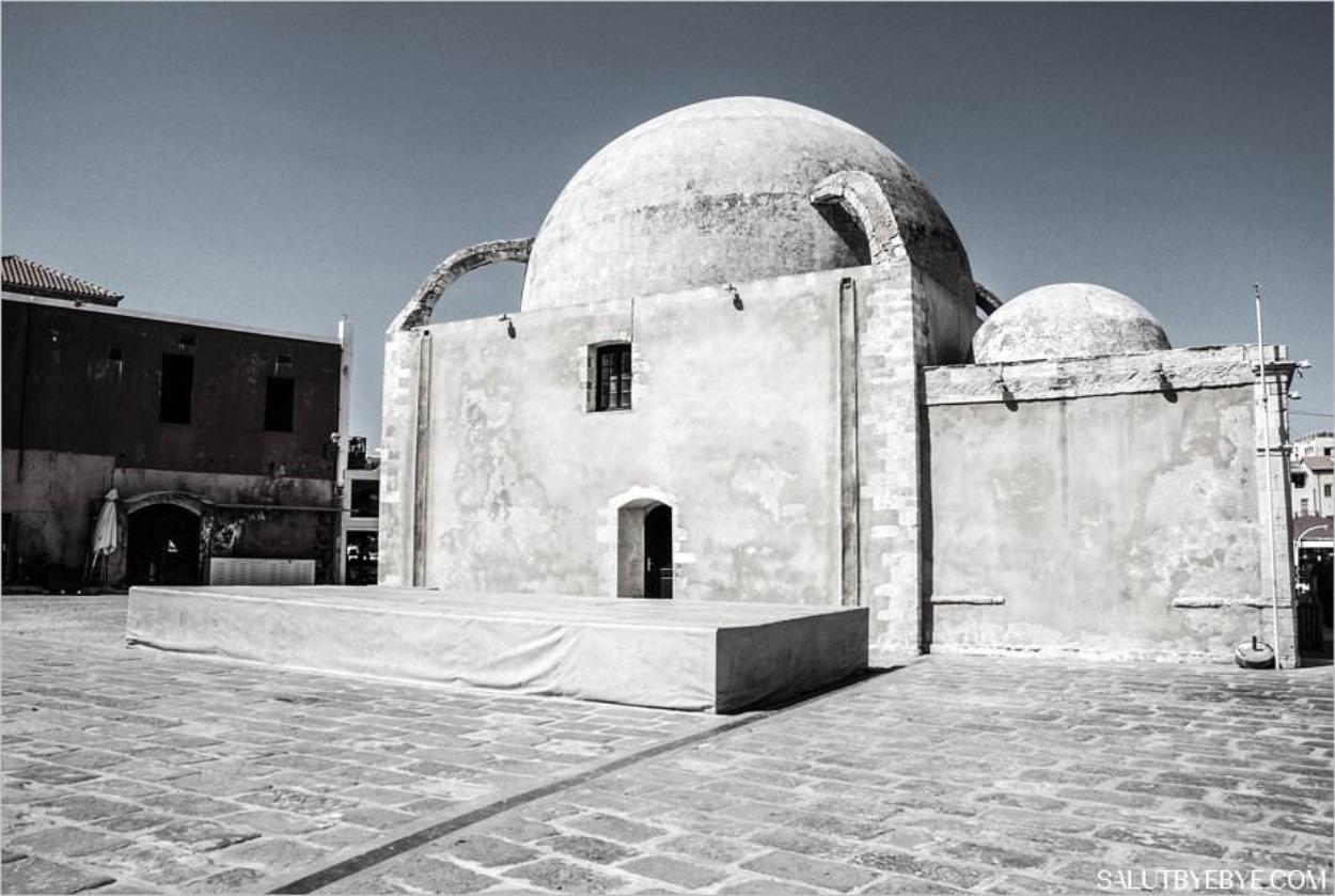 La mosquée des Janissaires
