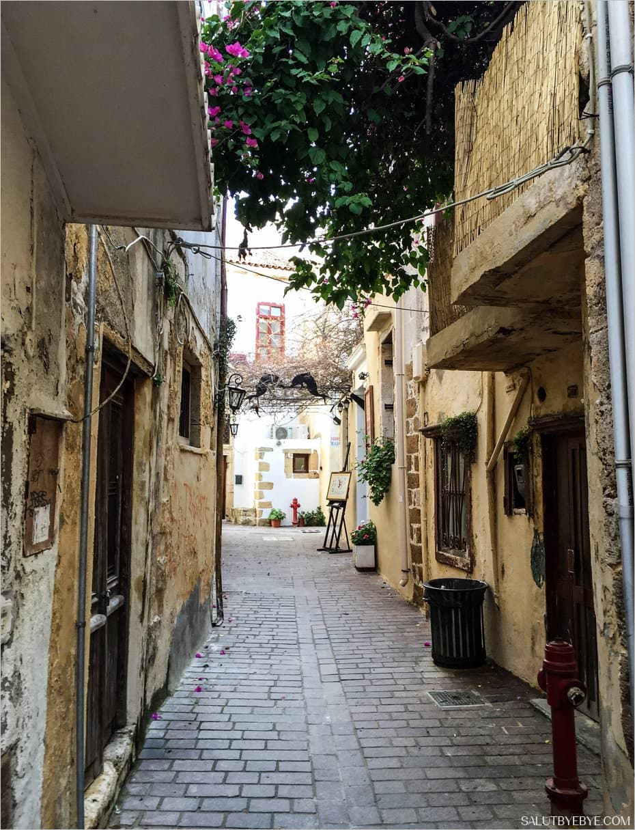 La vieille ville de La Canée