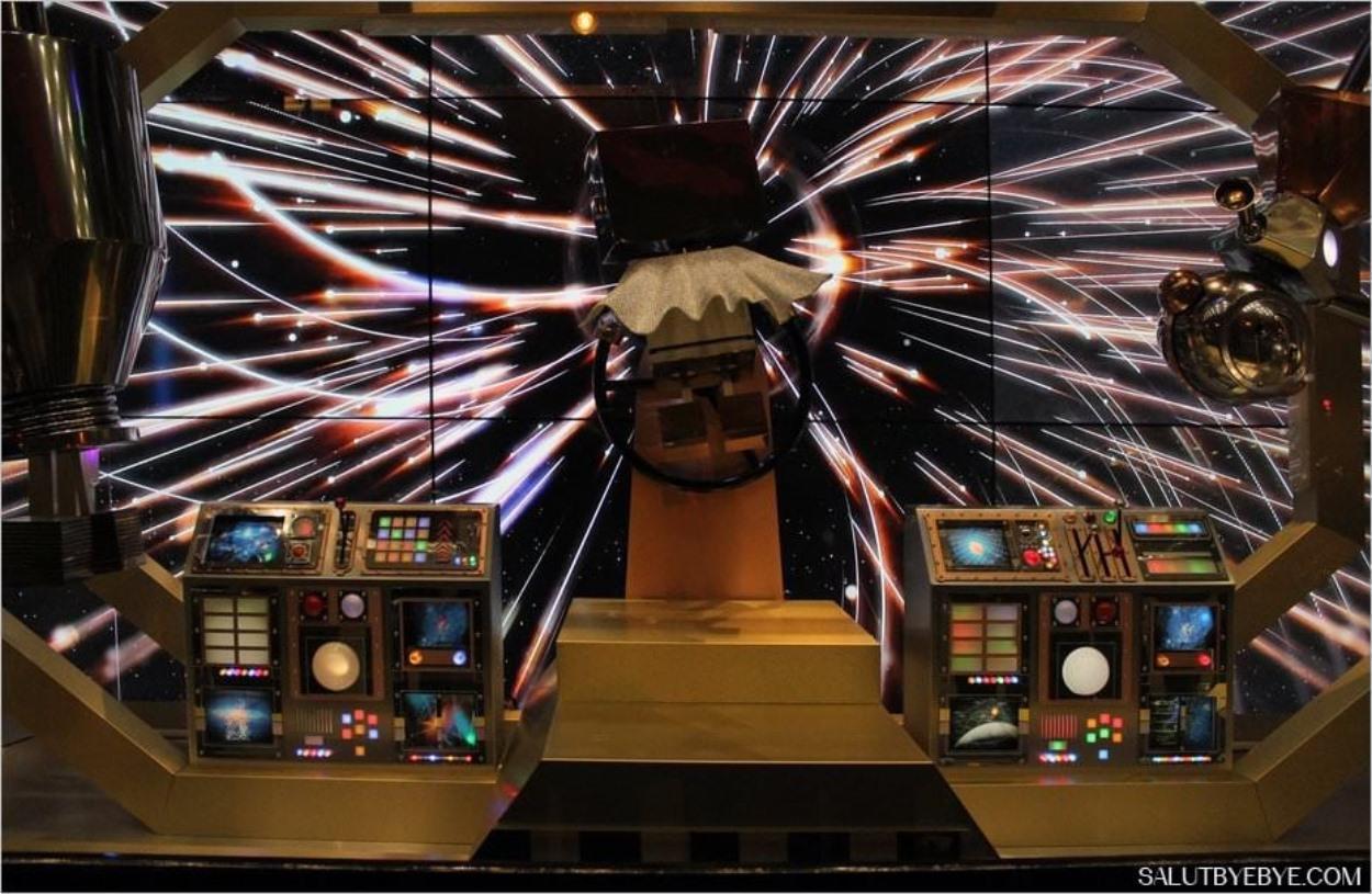 Vitrines de Noël 2015 des Grands Magasins - Galeries Lafayette