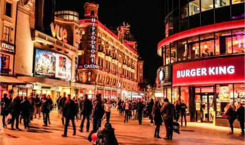 Découvrez le quartier animé de Leicester Square à Londres