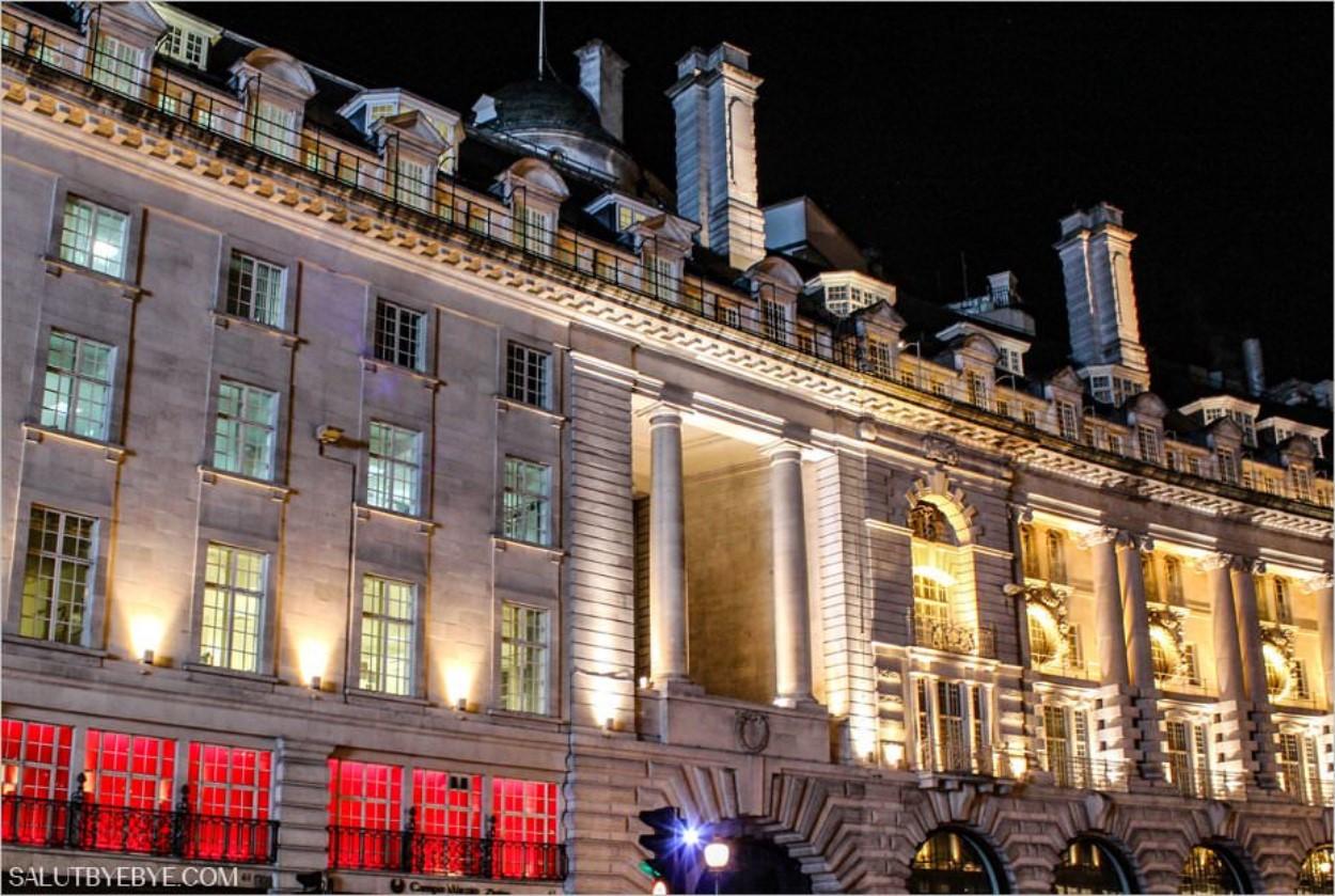 Regent Street à Londres