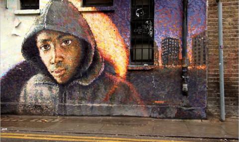 Shoreditch, le Londres des amateurs de street art