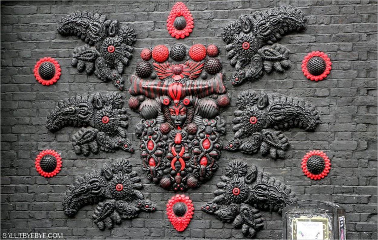 Le quartier de Shoreditch à Londres : street art dans les rues