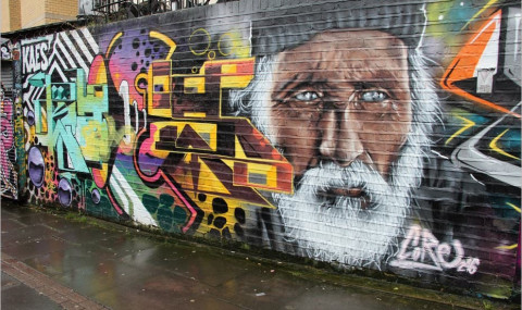 Street art à Brick Lane : Londres côté artistes