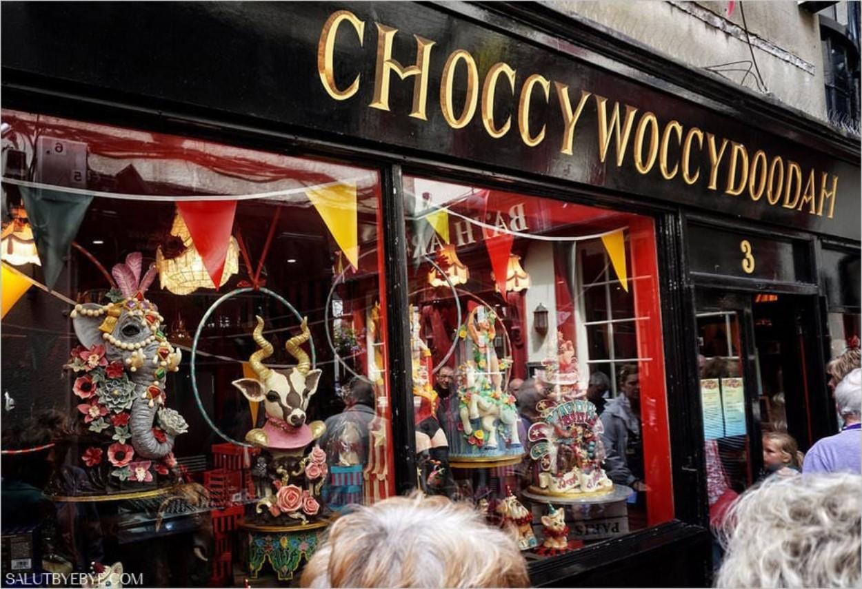 Choccywoccydoodah à Brighton