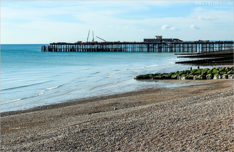 Hastings en Angleterre