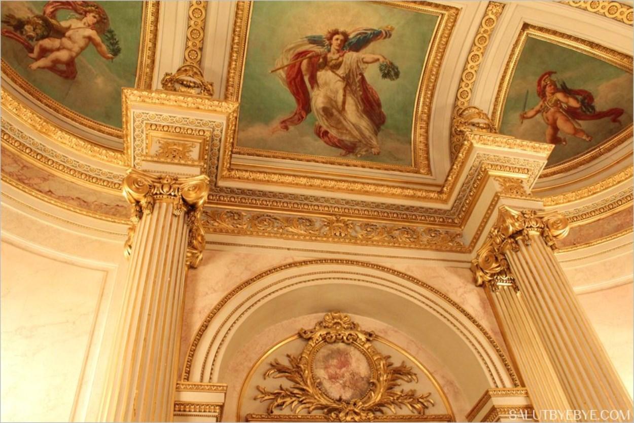 La Galerie des Fêtes de l'Assemblée Nationale