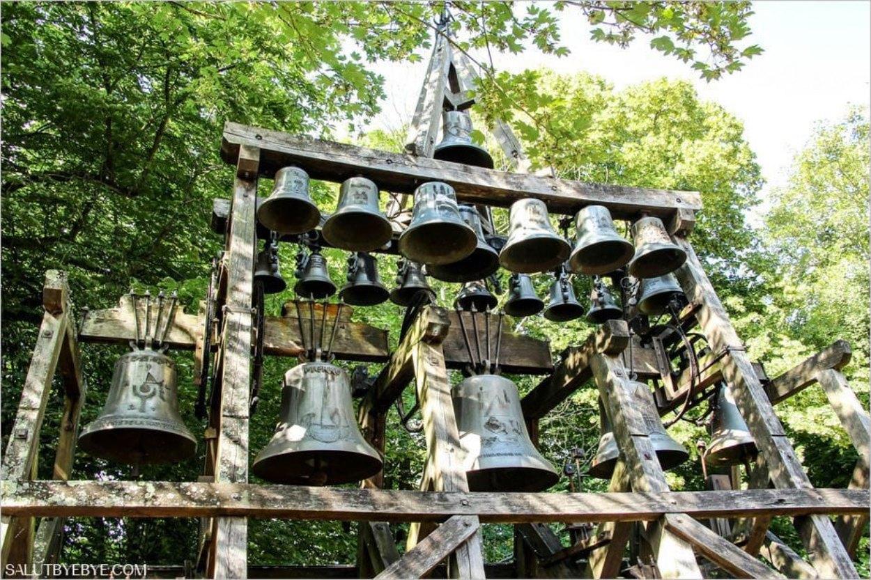 Le carillon de la chapelle
