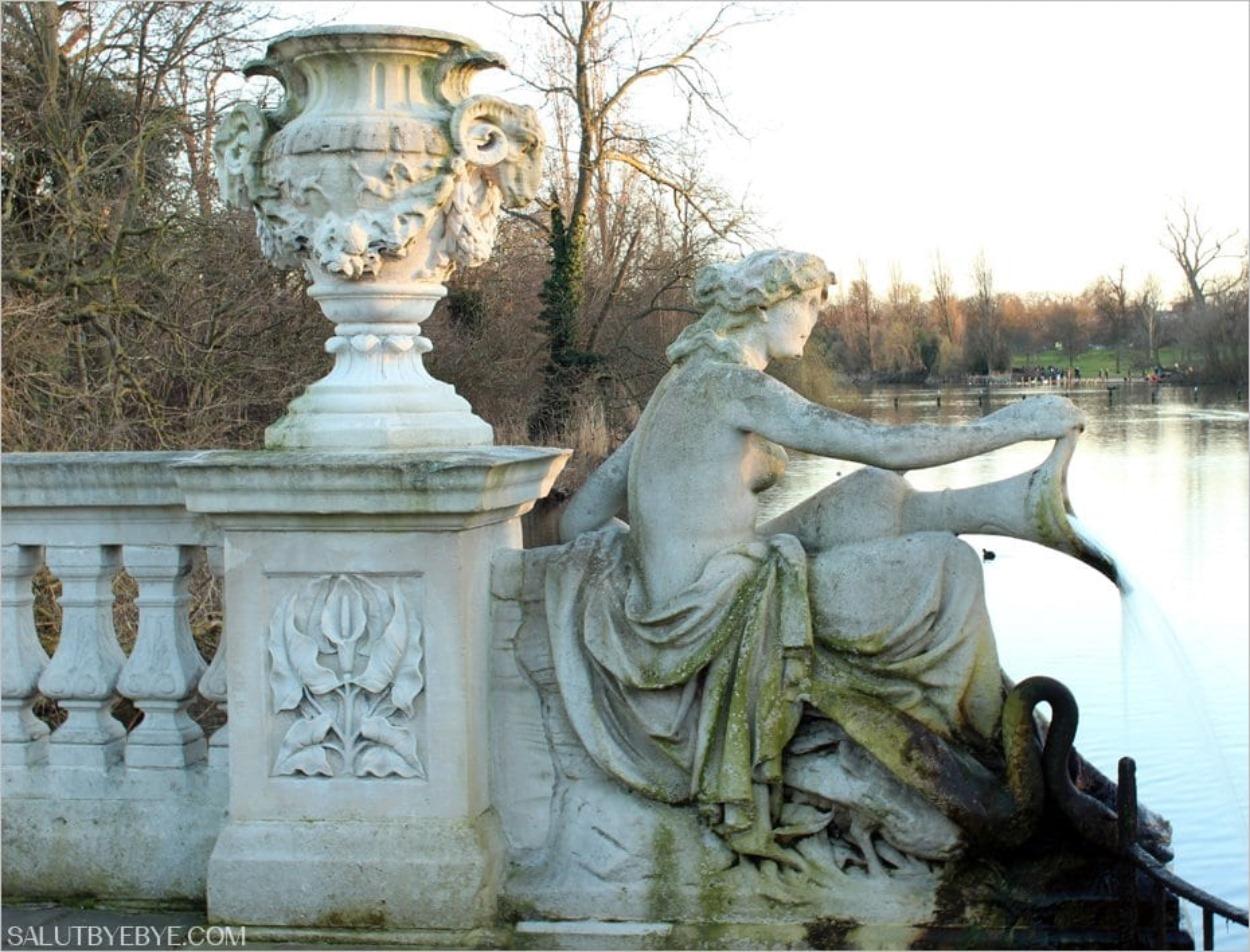 Kensington gardens londres les jardins qui ont inspir for Le jardin voyageur peter brown
