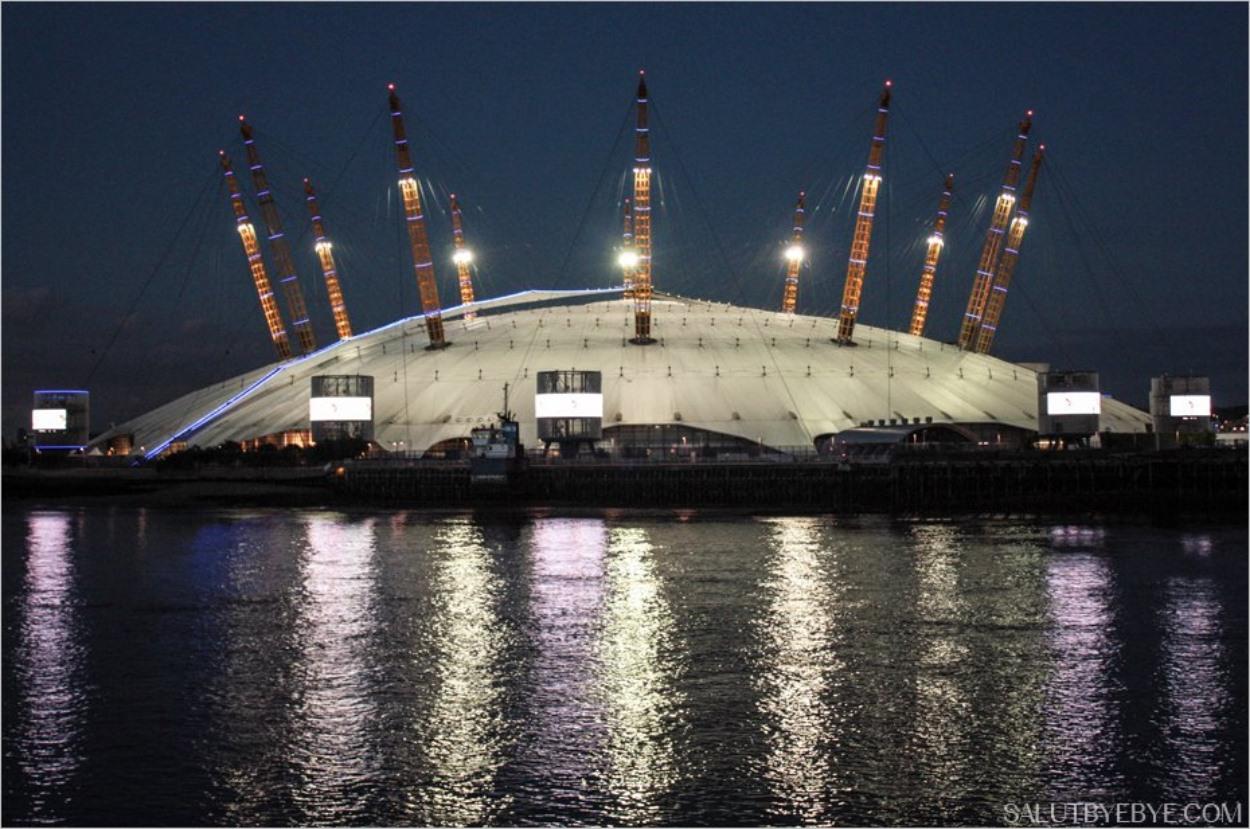 O2 Arena à Londres