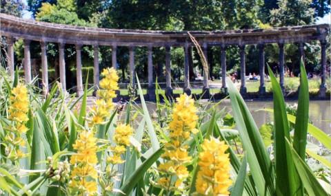 Le Parc Monceau à Paris, un jardin au cœur du 8e arrondissement