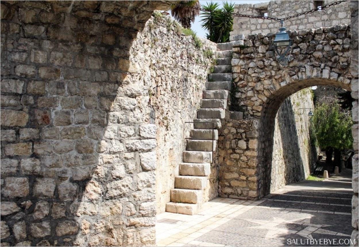 Les remparts de St Paul de Vence