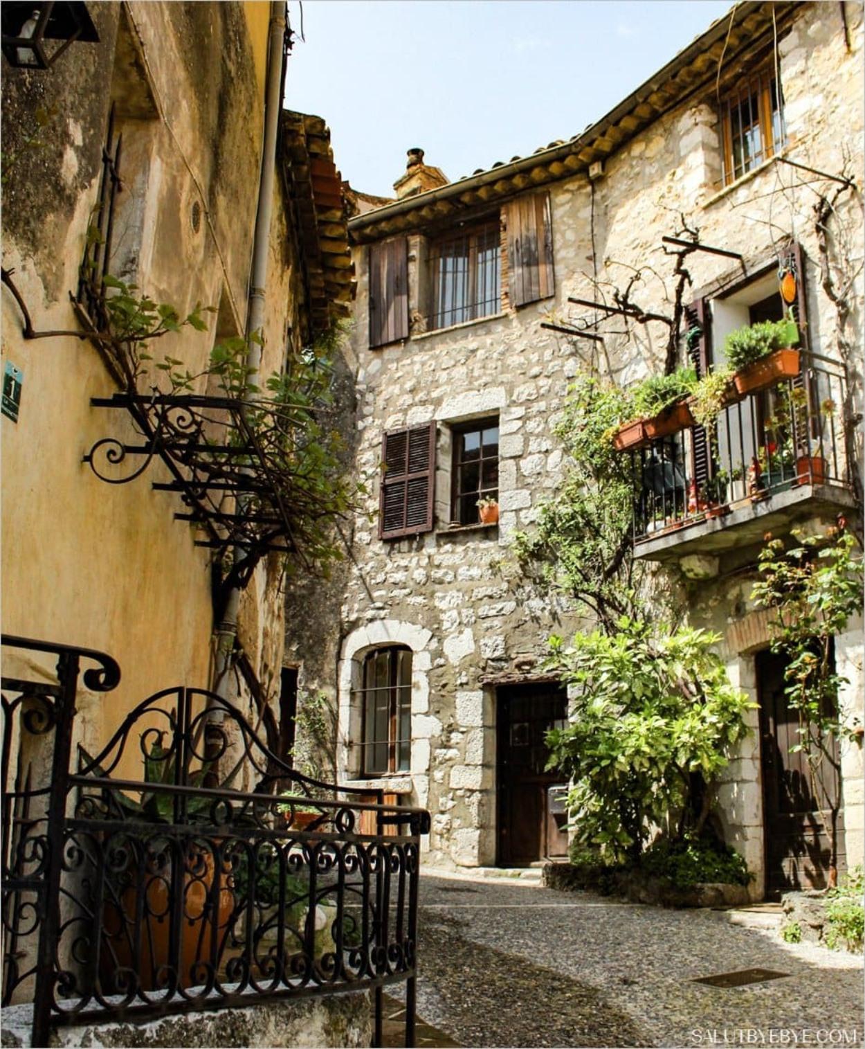 Escapade saint paul de vence un village proven al magique for Chagall st paul de vence