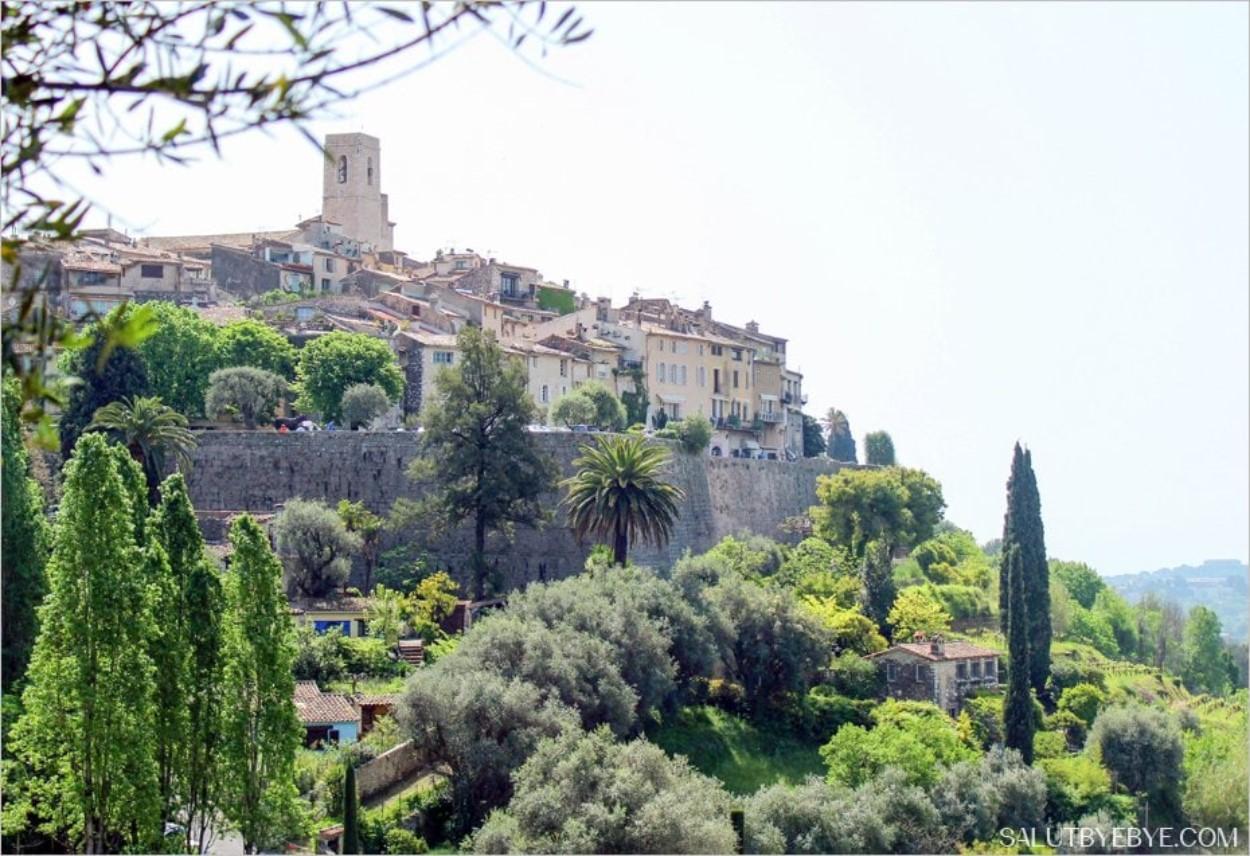 Saint Paul de Vence - Le village fortifié