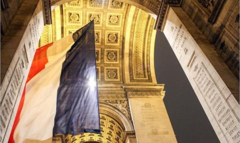 Arc de Triomphe de nuit : découvrez Paris et ses lumières d'en-haut