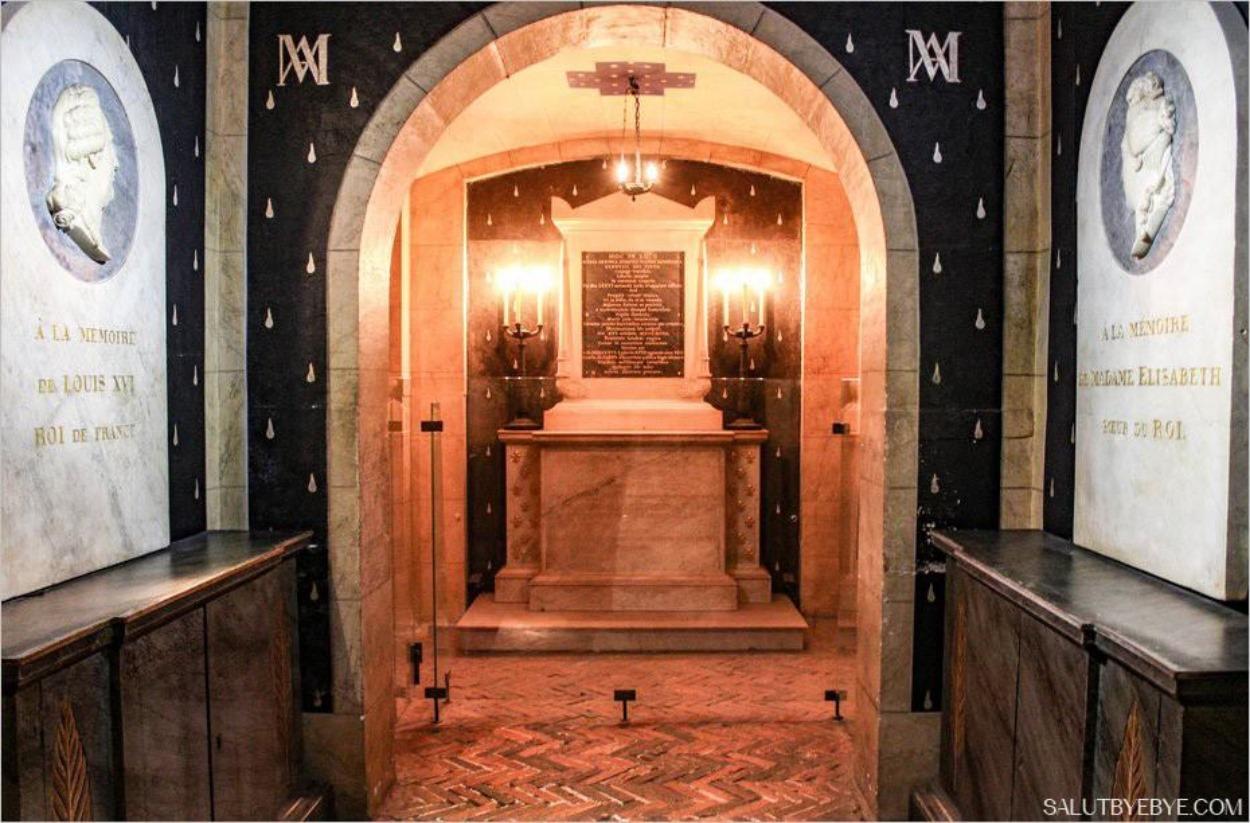 La chapelle des Girondins