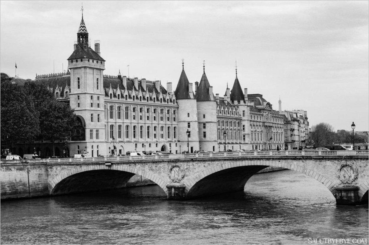La Conciergerie de Paris et le Pont au Change