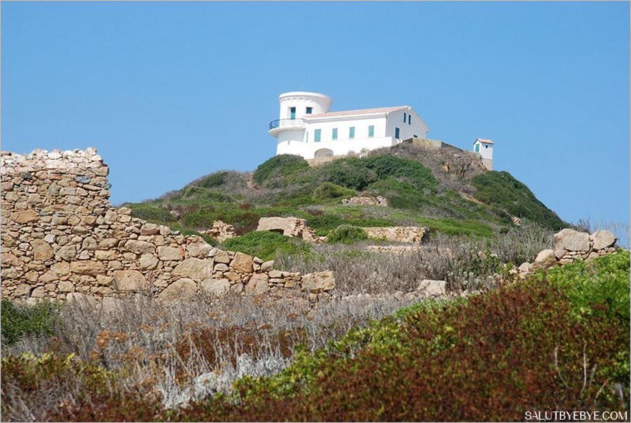 Lazaret des Iles Sanguinaires en Corse