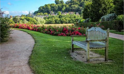Le Jardin des Personnalités à Honfleur, un lieu magique