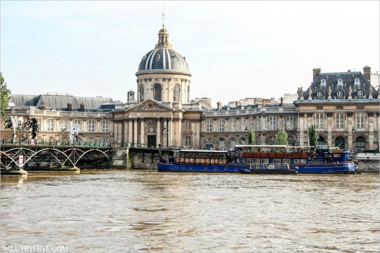 Paris - Le Pont des Arts