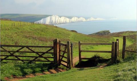 Seven Sisters, un parc naturel au cœur de l'Angleterre