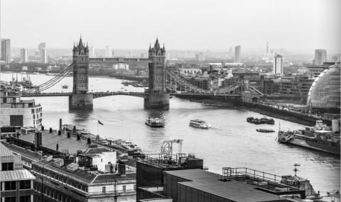The Monument à Londres, un monument pour voir la ville d'en-haut