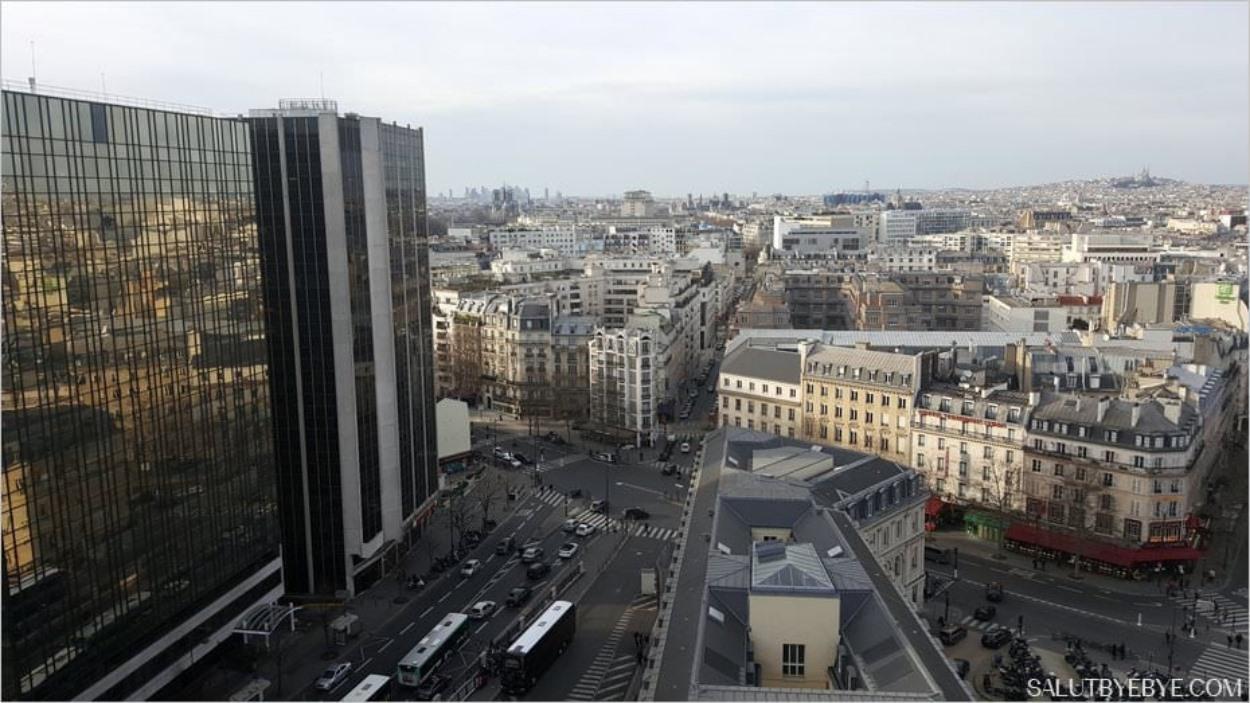 De Notre-Dame de Paris au Sacré Coeur de Montmartre, Paris s'étale sous nos yeux...