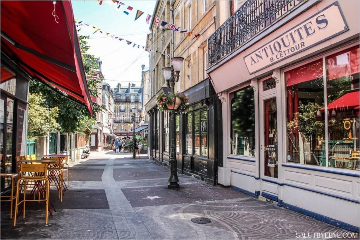 Rue de Trouville