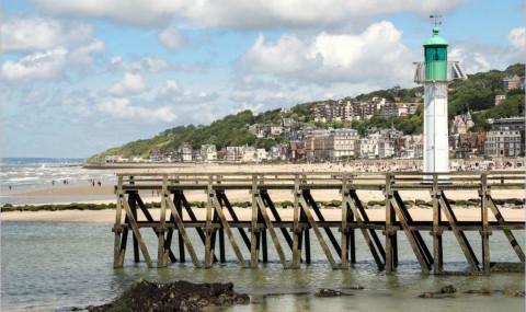 Escale à Trouville-sur-Mer, un petit coin de Normandie…