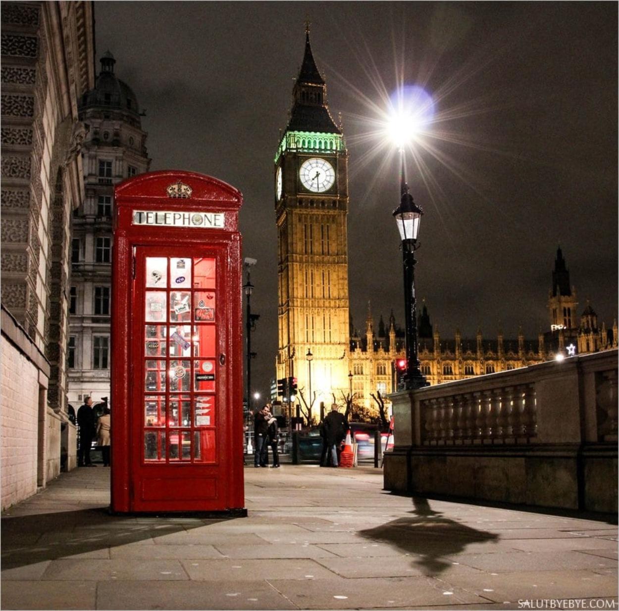 La Elizabeth Tower et Big Ben