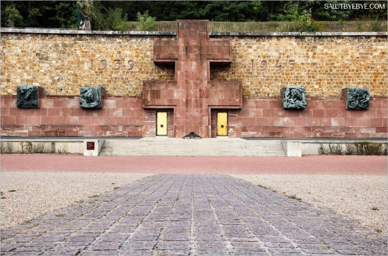 Le mémorial de la France combattante à Suresnes