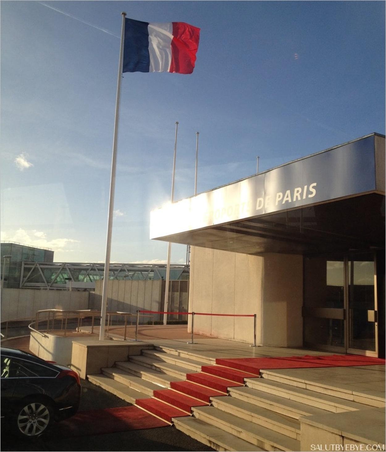 Le Pavillon d'Honneur de l'aéroport d'Orly