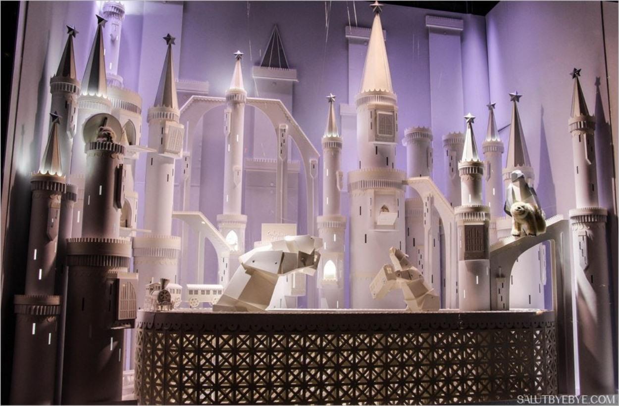 Un château de conte de fées