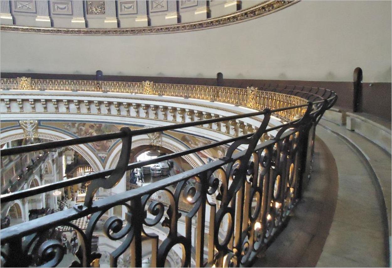 La Whispering Gallery de la cathédrale
