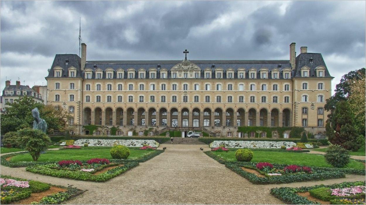 Palais Saint Georges à Rennes