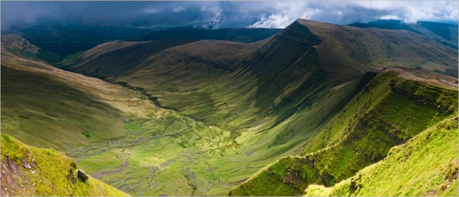 Les Brecon Beacons