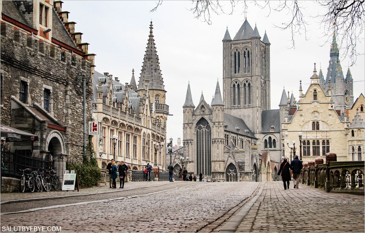 Que faire à Gand en Belgique ? Conseils et bonnes adresses pour ne rien rater