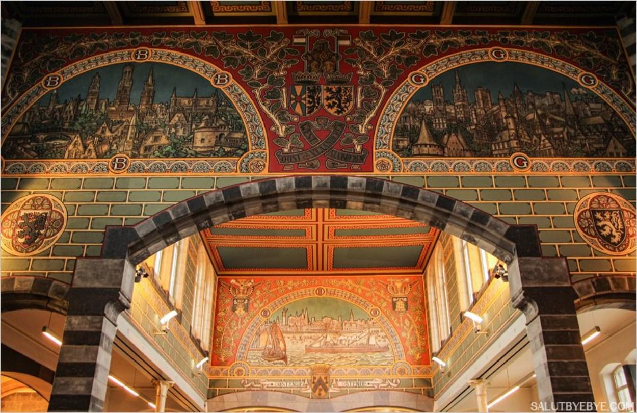 Gare Gent Sint Pieters - Une architecture à ne pas rater