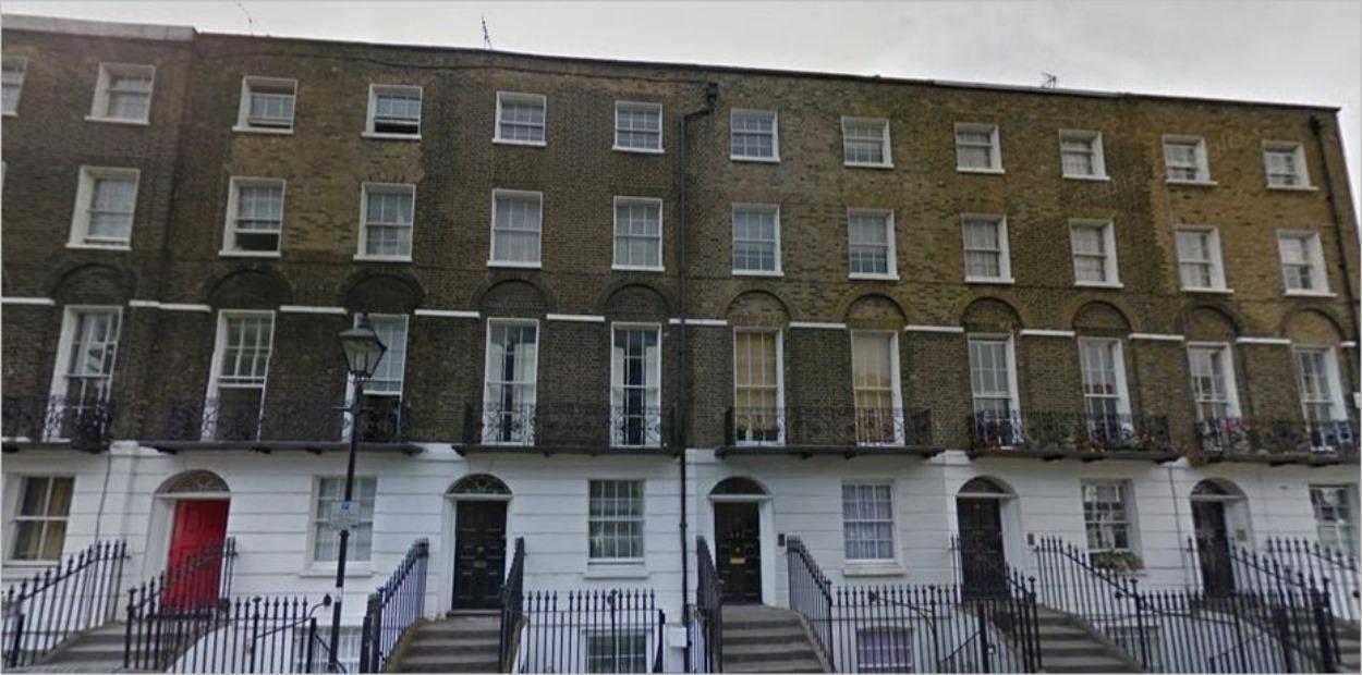 Claremont Square à Londres