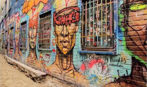 Street art à Gand en Belgique : de la ruelle aux graffitis aux découvertes inattendues