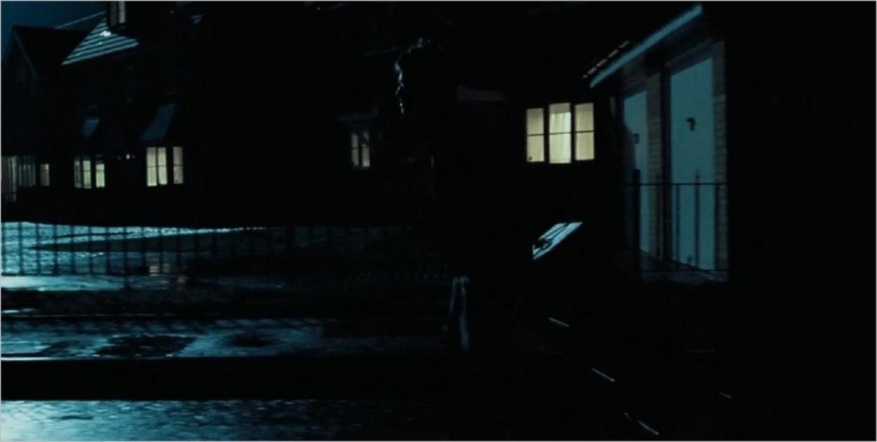 Harry Potter quitte les Dursley