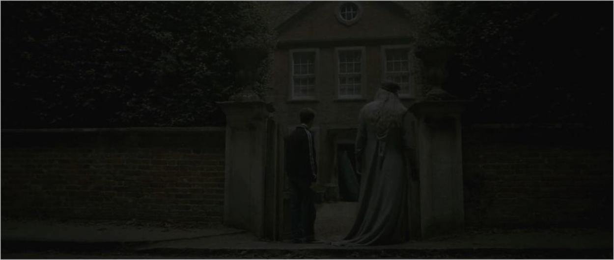 Harry Potter et Dumbledore à Budly Babberton