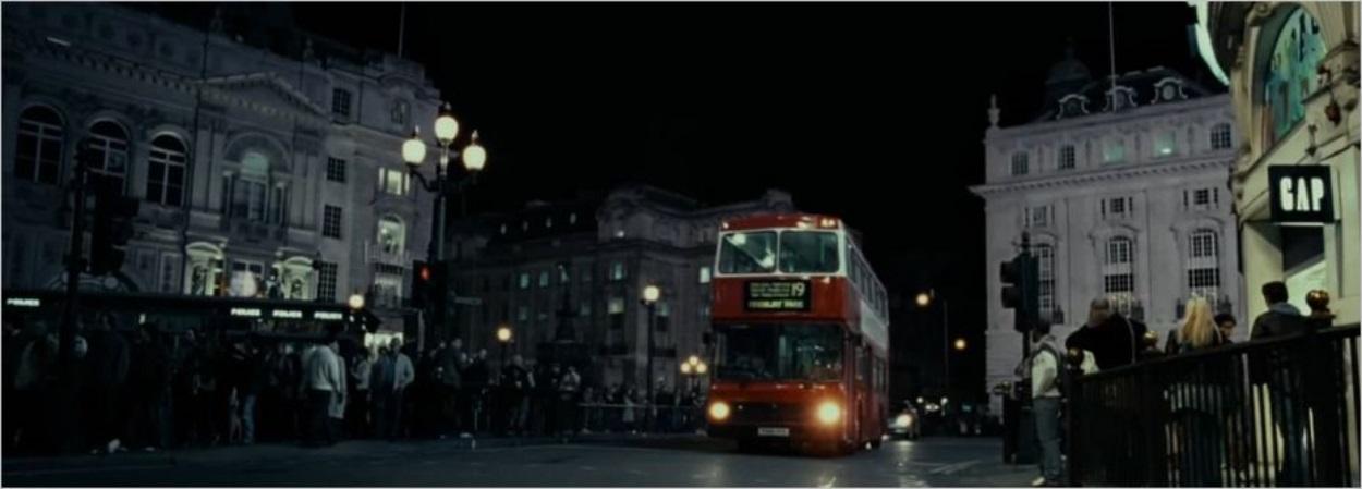 Piccadilly Circus dans Harry Potter et les Reliques de la Mort